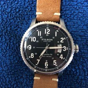Filson watch!